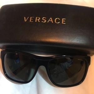 Men Versace Sunglasses